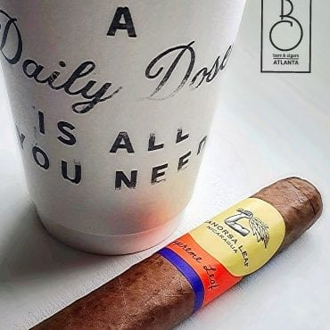 Bars and Cigars - Cigar Review - Aganorsa Supreme Leaf
