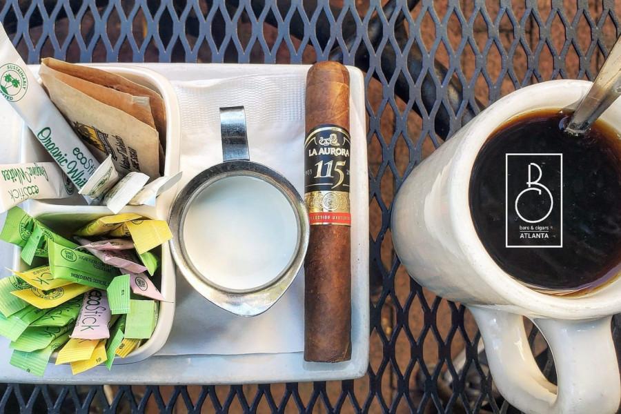 barsandcigars - cigar reviews - La Aurora 115th