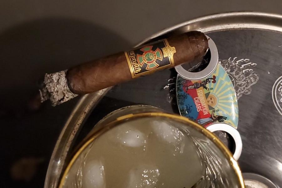 Bars and Cigars - Cigar Review - Foundations Menelik Cigar